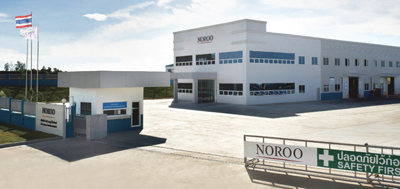 NOROO Coil Coatings Co., Ltd. in Thailand